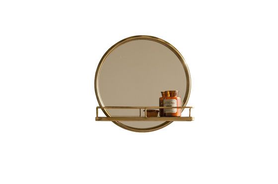 Clémentine Shelf Mirror Clipped