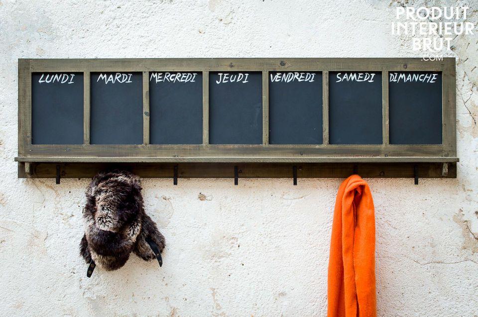 Coat rack of pleasant days