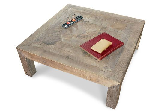 Comtes de Provence coffee table Clipped