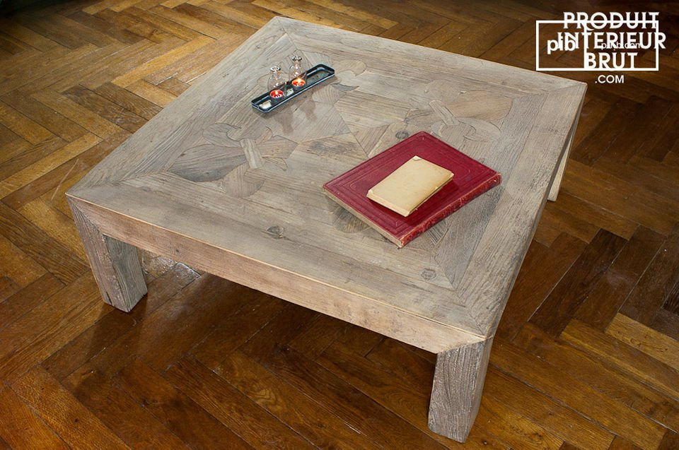Comtes de Provence coffee table