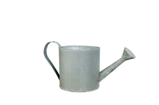 Corrugated small watering can Clipped