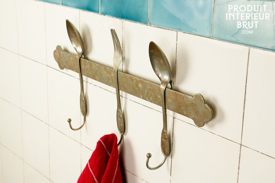 Cuistot metal rack