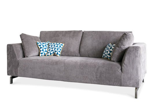 Dakota sofa with removable cover Clipped