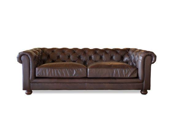 Dark Chesterfield sofa Clipped