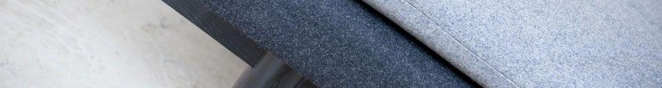 Material Details Daybed Norilsk Bench