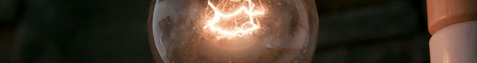 Material Details Deco Edison light bulb 25 Watts