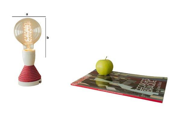 Product Dimensions Décor lightbulb Globe