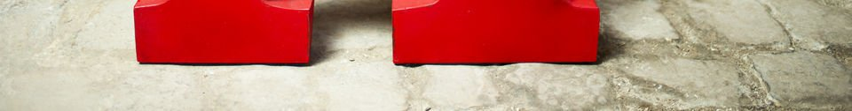 Material Details Decorative letter A