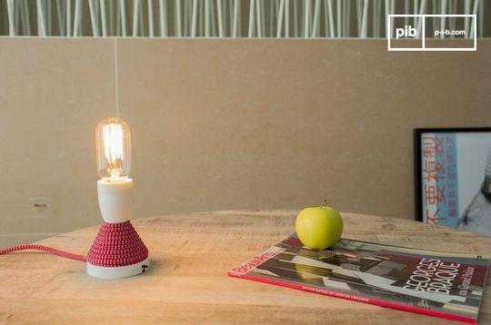 Decorative oval light bulb