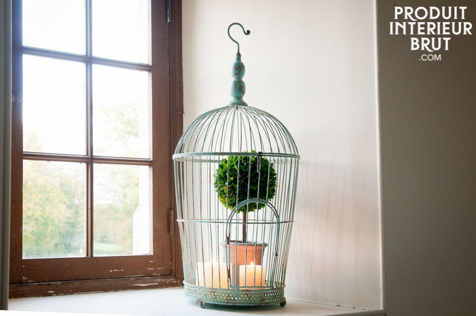 Deselle bird cage