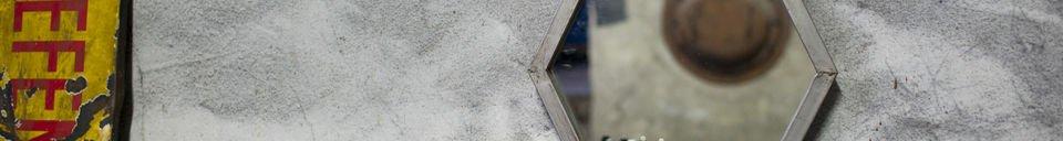 Material Details Diagone mirror