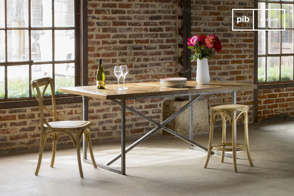 The Dining Table Queens is vintage style furniture that will bring charm and elegance to your living room