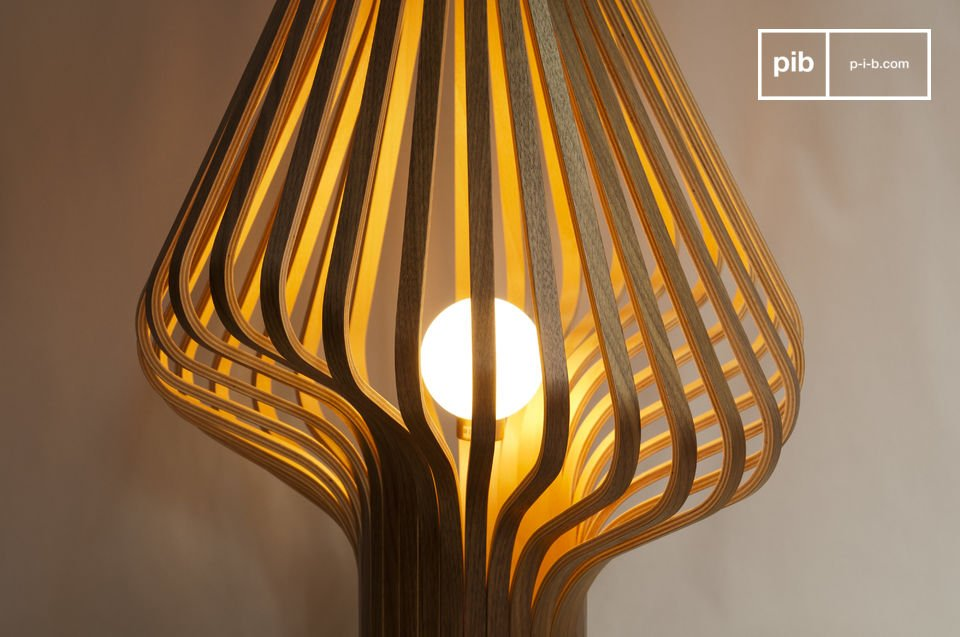 The Norwegian Design Council awarded the Diva lamp an Award for Design Excellence