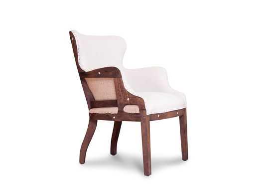 Dixon wingchair Clipped