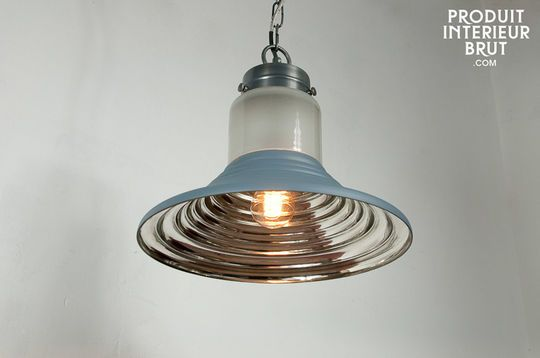 Dock industrial pendant light