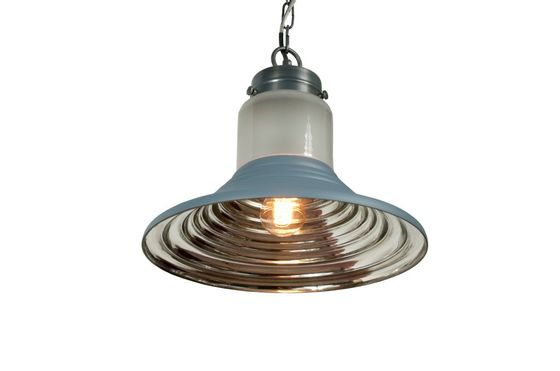 Dock industrial pendant light Clipped
