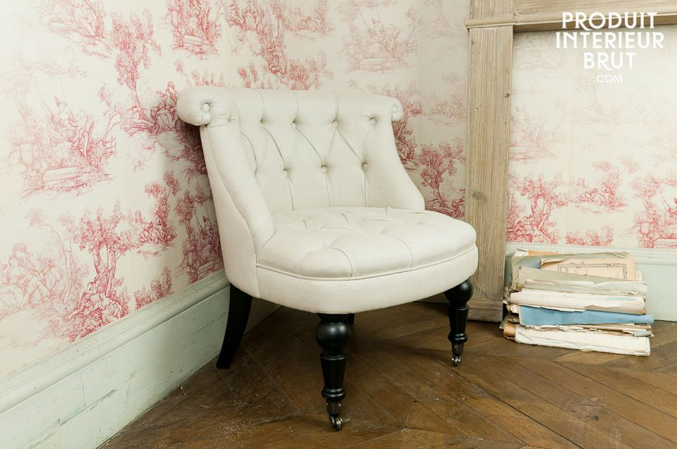 Douce Olympe easy chair