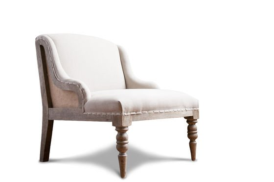 Dumas armchair Clipped