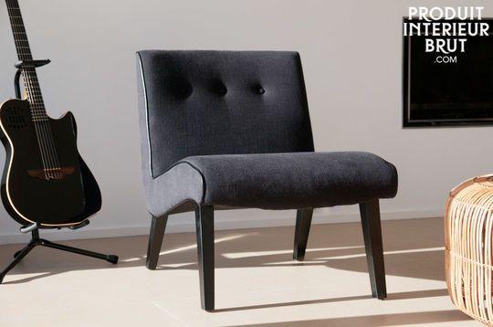 Eastern vintage armchair