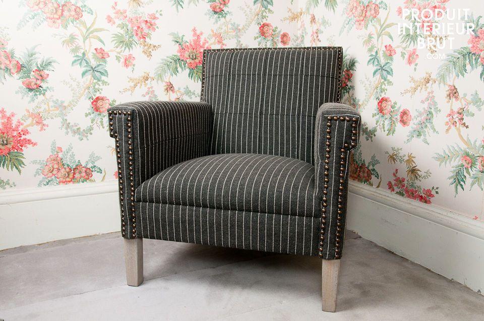 Edgar Poe armchair