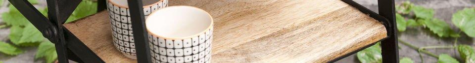 Material Details Eight-step studio stepladder