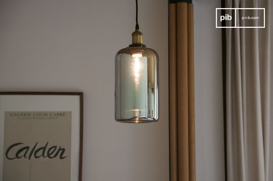 Elixir glass pendant lamp