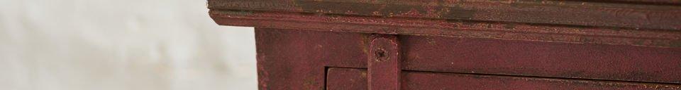 Material Details Enéa Cabinet