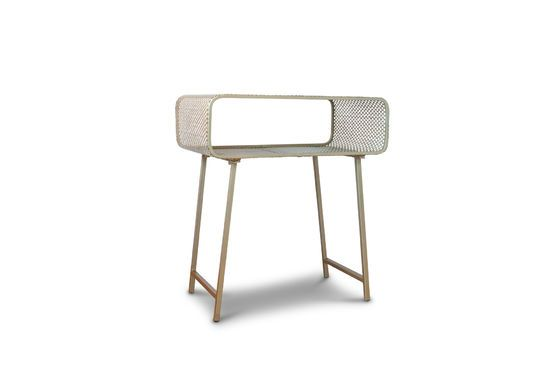 Enni golden side table Clipped