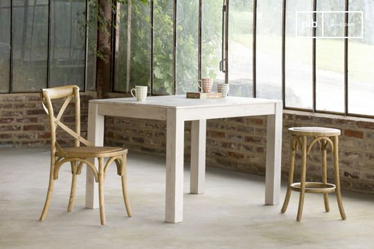 Epicure wooden table