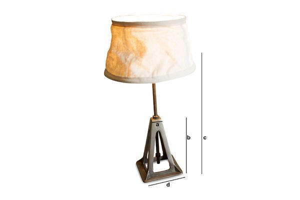 Product Dimensions Eprion lamp