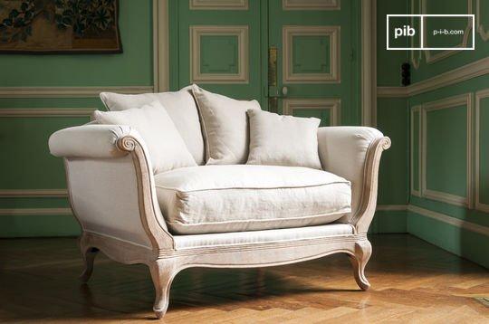 Fauteuil Grand trianon