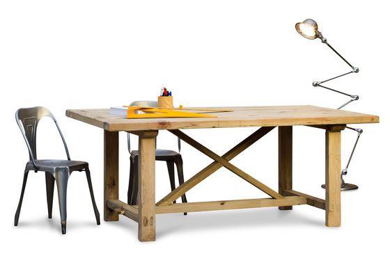 Felix wood table Clipped