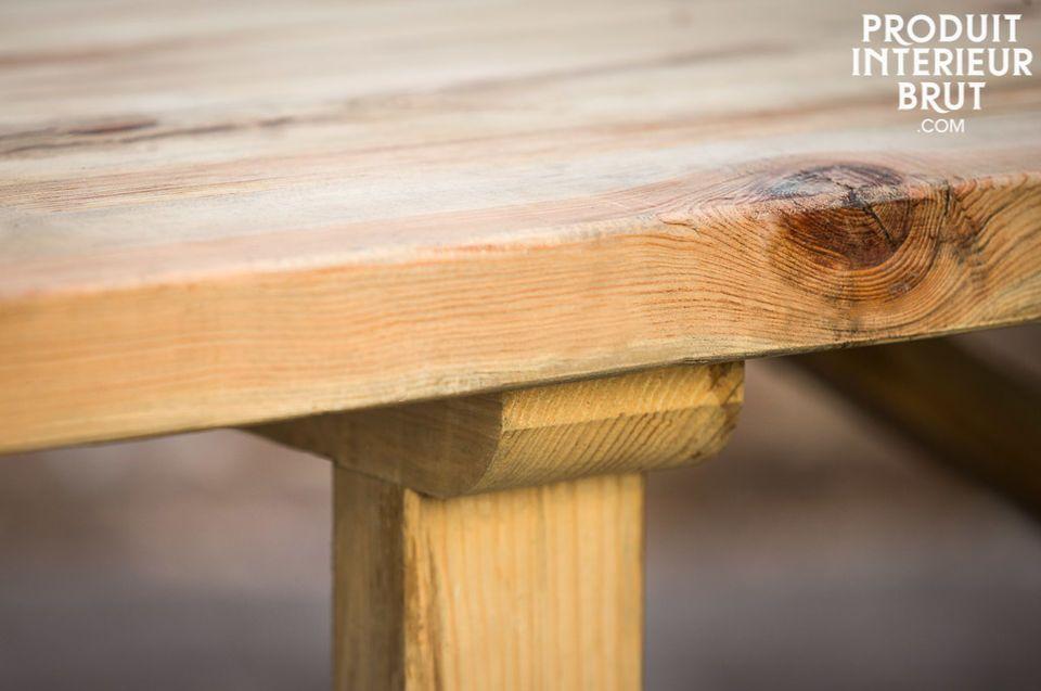 Spirit workshop table all solid wood