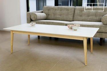 Fjord rectangular coffee table