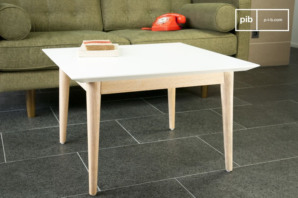 Fjord square coffee table