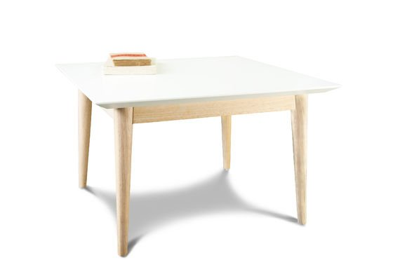 Fjord square coffee table Clipped