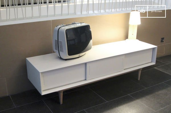 Fjord TV console