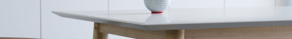 Material Details Fjord wooden table