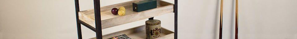 Material Details Four-shelf industrial storage cart