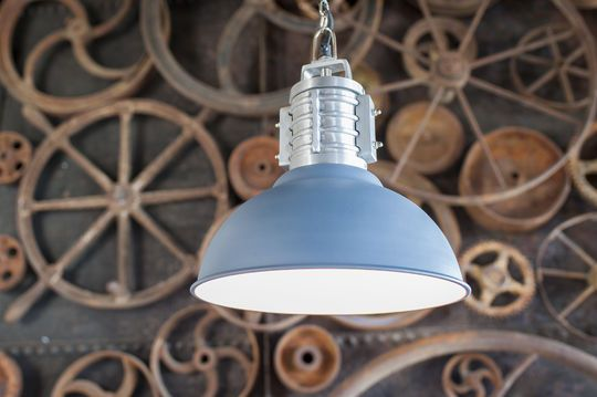 Friedler industrial suspension lamp