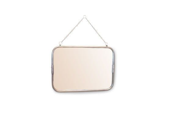 Gabin chain wall mirror Clipped