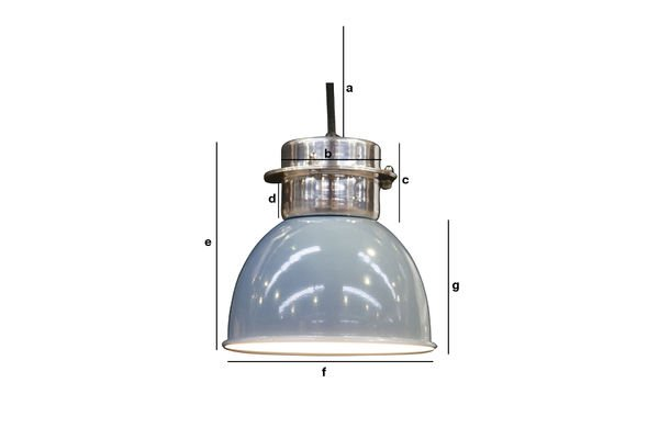 Product Dimensions Gaynes hanging light