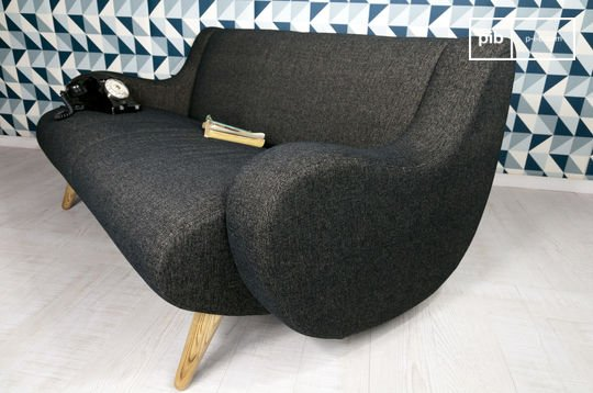 Geneva two-seater sofa