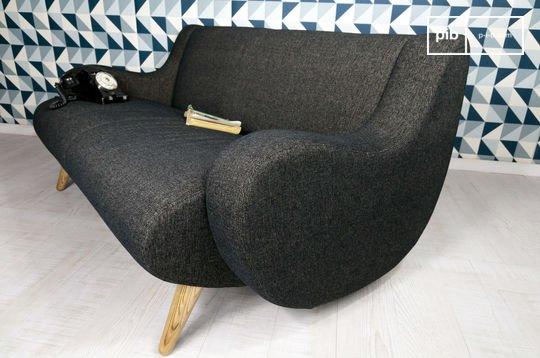 Geneva two-seater sofa