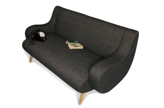 Geneva two-seater sofa Clipped