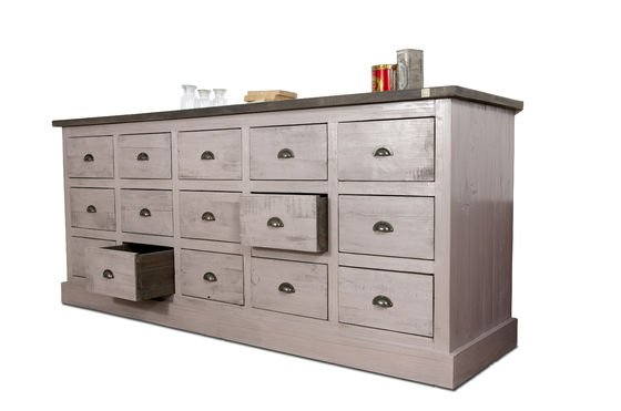 Gironde wood buffet Clipped