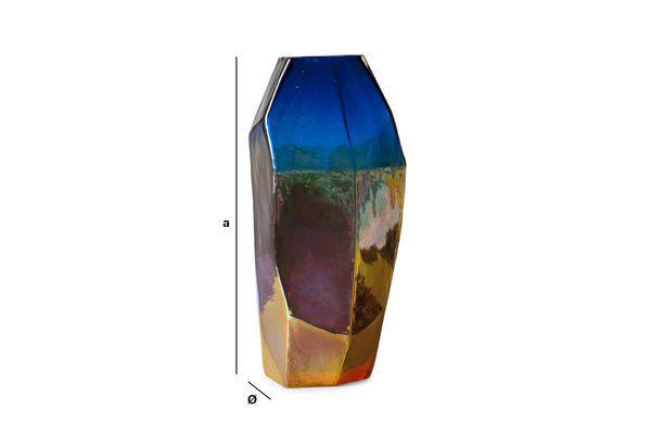 Product Dimensions Glass vase Ingeborg