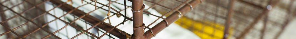 Material Details Gradel shoe rack