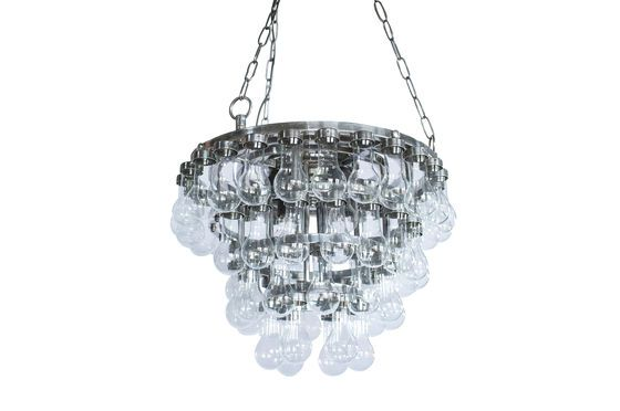 Grand Glass Chandelier A Thousand Drops Clipped