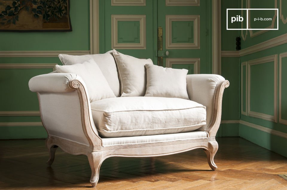 Grand Trianon armchair